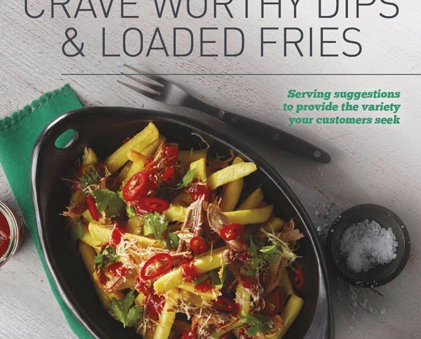 Loaded Fries & Dips Brochure 2017