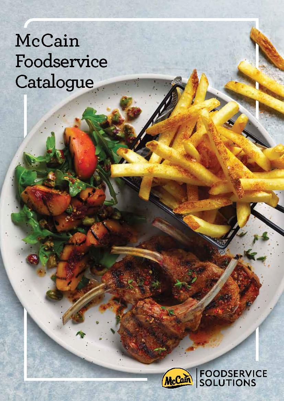 McCain Foodservice Catalogue 2020