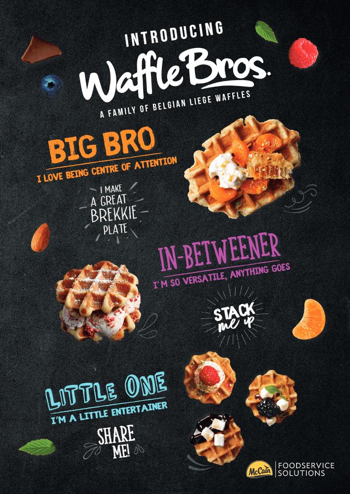 Waffle Bros Brochure